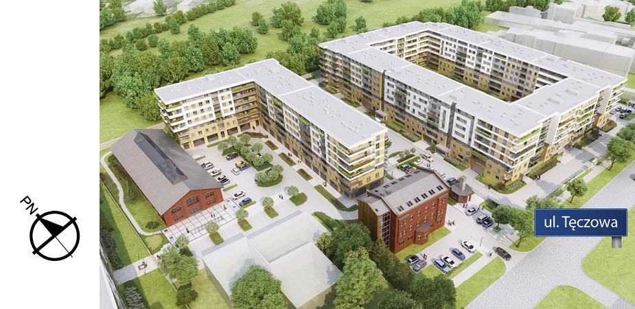 Lokale użytkowe na nowo powstających osiedlach we Wrocławiu